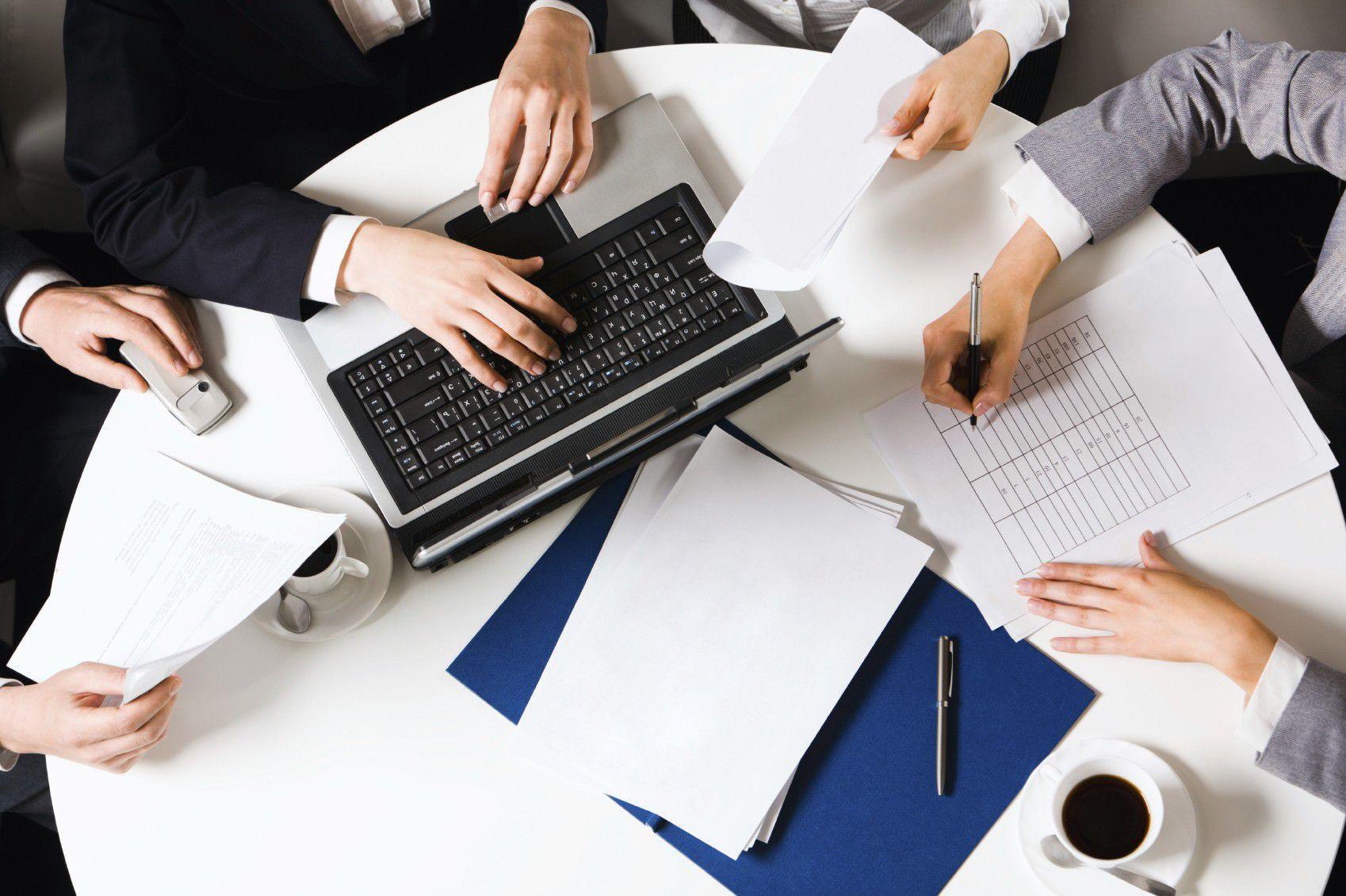 Подготовка и анализ документов
